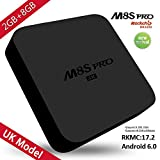 2017 Model SCS ETC Android 6.0 TV Box, Android TV Box Quad...
