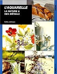 Aquarelle : La nature et ses détails