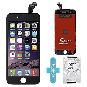 F¨¹r Apple Iphone 6 LCD Display + Touchscreen Bildschirm Komplettset Glas mit Werkzeug in wei?