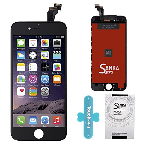 Sanka Pantalla Táctil LCD Reemplazo Pantalla iPhone