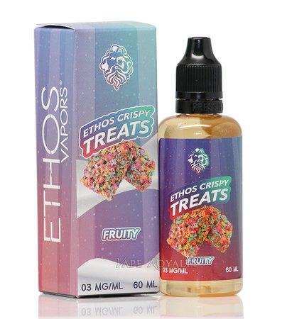 Original Ethos Fruity Crispy Treats Shortfill 50ml (0mg)