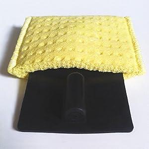 Globus Elektrode für Ionophorese, mittelgroß, 50 x 50 mm