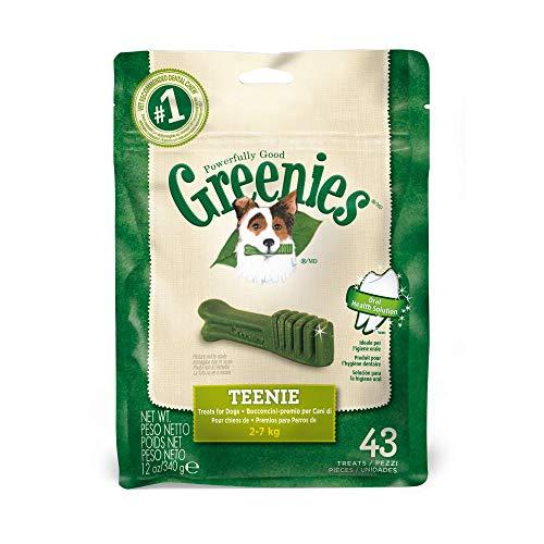 Greenies Snack Dental para Perros de 2 a 7 kg. Teenie
