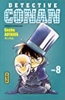 Détective Conan, tome 8 par Aoyama