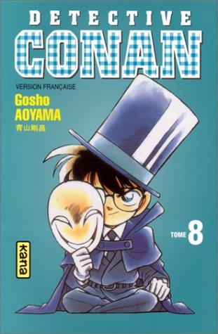 Détective Conan, tome 8 par Gosho Aoyama