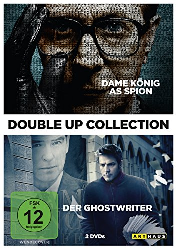 Double Up Collection: Der Ghostwriter/Dame König As Spion [2 DVDs]