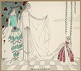 Mary Evans Picture Library – Bride In A Wedding Dress By Jeanne Lanvin Kunstdruck (91,44 x 60,96 cm)