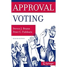 Approval Voting by Steven Brams (2010-06-02)