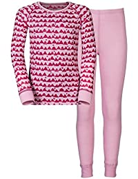 Odlo Kinder Warm Kids Shirt L/s Pants Long Unterwäsche/Sets Lang Ki