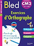 Exercices d'orthographe CM2 10-11 ans