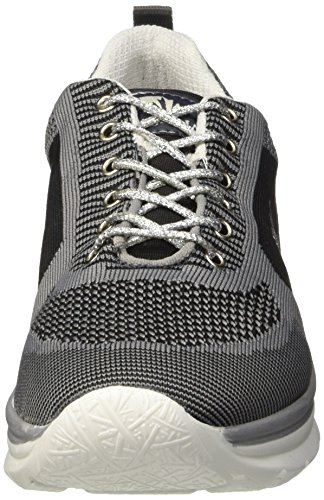 Sneakers Spider Lumberjack Black Damen Hohe Schwarz Lumberjack Cb001 Spider Damen Hohe Sneakers ZwqcaWOO1