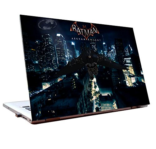 Tamatina Laptop skins 17.5 inch - Batman - Arkham Knight - HD Quality - Dell-Lenovo-HP-Acer  available at amazon for Rs.168