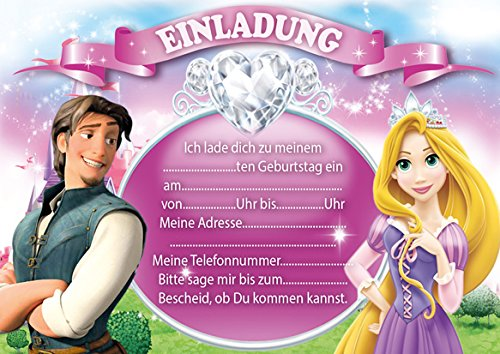 indergeburtstag Rapunzel Neu Verfoehnt Tangled (Rapunzel Geburtstag)