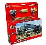Airfix A55302 1:32 Ford Fiesta Wrc Rally Car Gift Set