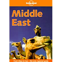 Middle East (Lonely Planet Regional Guides)