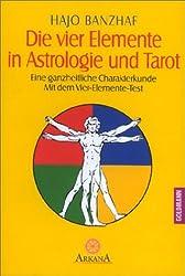 Die vier Elemente in Astrologie und Tarot.