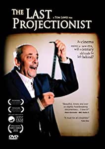 The Last Projectionist [DVD]