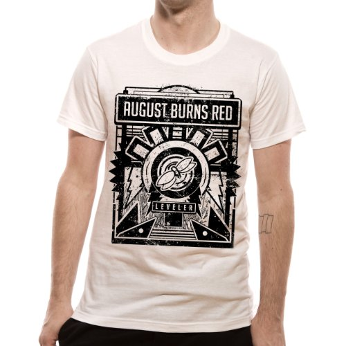 August Burns Red - T-Shirt Leveller (in XL) (Burns August Red-shirts)