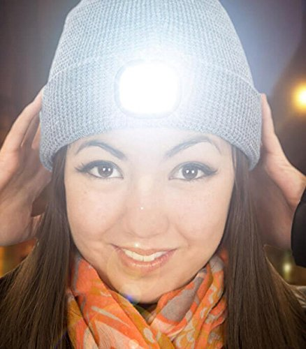 Bonnet lumineux lampe frontale