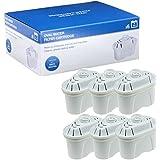 Qualtex Universal Krug Wasser Filter Kartuschen (6)