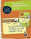 Bilderbuch + Bilderbuchkino auf DVD: »Die Geschichte vom Löwen, der nicht schreiben konnte« (Beltz Nikolo)
