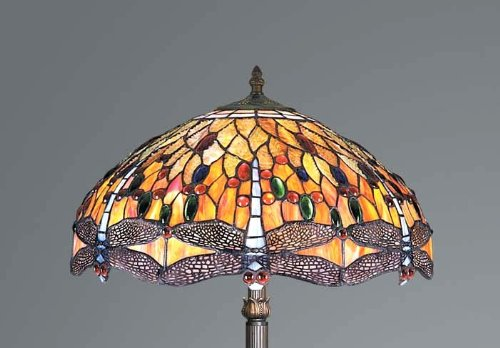 Best Price Dragonfly Tiffany Floor Lamp Discount