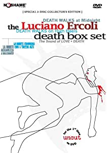 Luciano Ercoli's Death Box Set [DVD] [1971] [Region 1] [US Import] [NTSC]