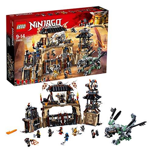 Lego Ninjago La Fossa del Dragone, Multicolore, 70655