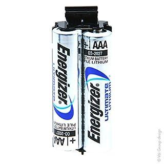 BATLI31 - Lithium-Batterie 3,6V / 2Ah - Original Daitem Atral