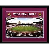 GB eye 8 x 6-Inch West Ham, Boleyn Ground Framed Photograph by GB Eye Limited
