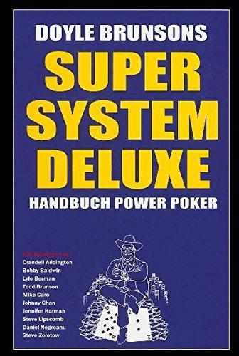 Super System Deluxe: Handbuch Power Poker by Doyle Brunson (2011-04-06)