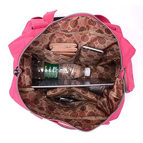 TianHengYi - Sacchetto donna rosa