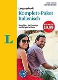 Langenscheidt Komplett-Paket Italienisch - 3 Bücher mit 8 CDs: Der Sprachkurs für Einsteiger und...