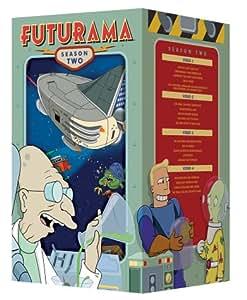 Futurama - Season 2 Collection [VHS]