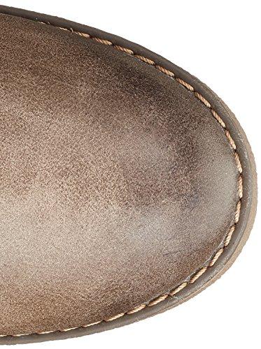s.Oliver Damen 26502 Stiefel Beige (Cashmere)