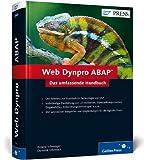 Web Dynpro ABAP: Das umfassende Handbuch (SAP PRESS) von Roland Schwaiger (28. Oktober 2010) Gebundene Ausgabe