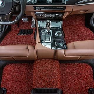 Car Trend Purple Car Mat Rubber Pad Car Mat Universal Custom 100% Tasteless,Fsection
