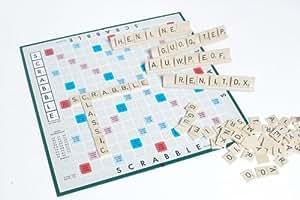 Classic Wooden Scrabble