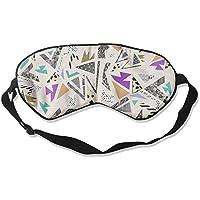 Comfortable Sleep Eyes Masks 80¡¯s Fashion Pattern Sleeping Mask For Travelling, Night Noon Nap, Mediation Or... preisvergleich bei billige-tabletten.eu