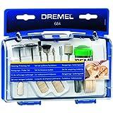 Dremel - Juego para limpiar / pulir (684)