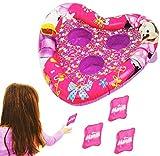 Unbekannt Wurfspiel -  Minnie Mouse  - für Draussen & Drinnen - aufblasbar - Bean Bag ..