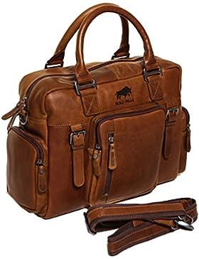 Solo Pelle Messenger Leder Tasch