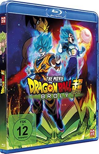 Dragonball Super: Broly - [Blu-ray]