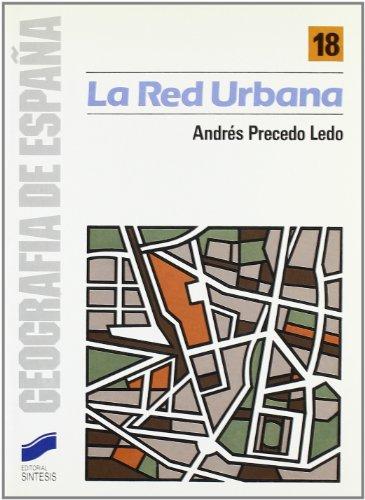 La red urbana (Geografía de España)