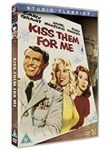 Kiss Them For Me [DVD]
