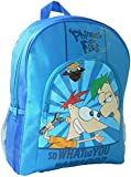 Trade Mark Collections Disney Phineas and Ferb Backpack with Front Pocket