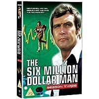 Six Million Dollar Man Season Three