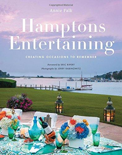 Hamptons Entertaining Cover Image