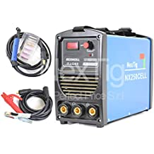 Soldador inverter NX 250 Cell MMA 250 Amp electrodo cellulosico ...