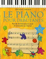 Le piano pour débutants